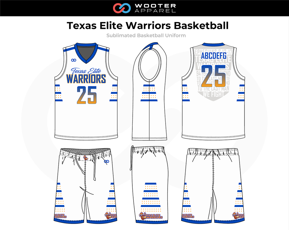 1fb8b7db9db0 Custom Sublimated Basketball Uniforms   Jerseys — Wooter Apparel ...