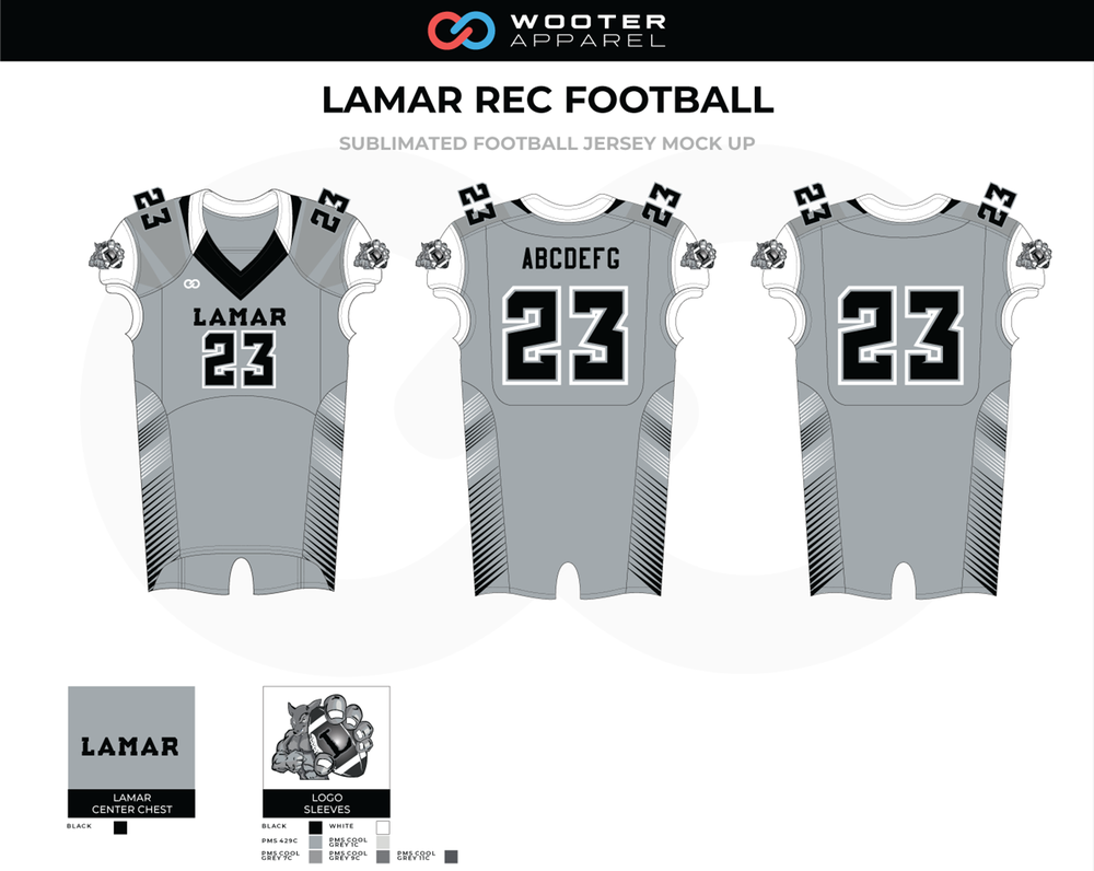 Football Uniforms   Jerseys — Wooter Apparel  b56a54396