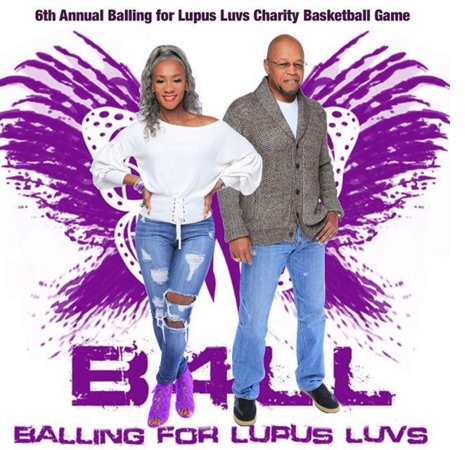 Over the last two years, Wooter Apparel has teamed-up with Balling 4 Lupus as the official uniform and jersey sponsor by creating customized uniforms for its players and coaches.