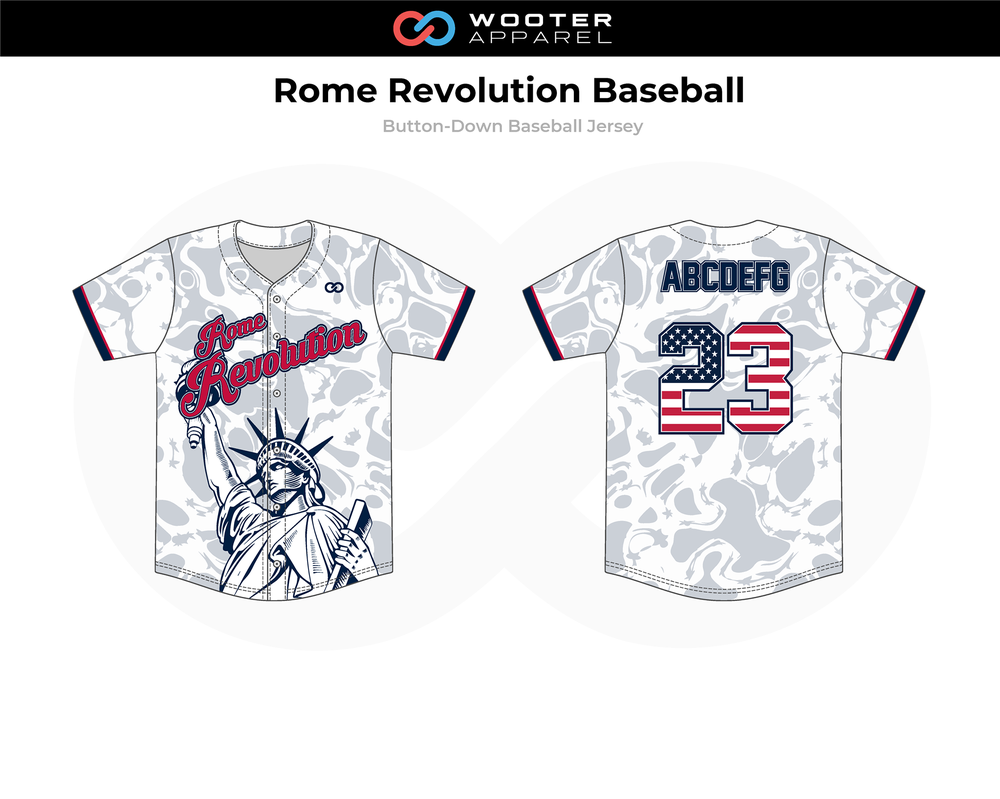 2019-02-18 Rome Revolution Baseball Button-Down Jersey (B).png