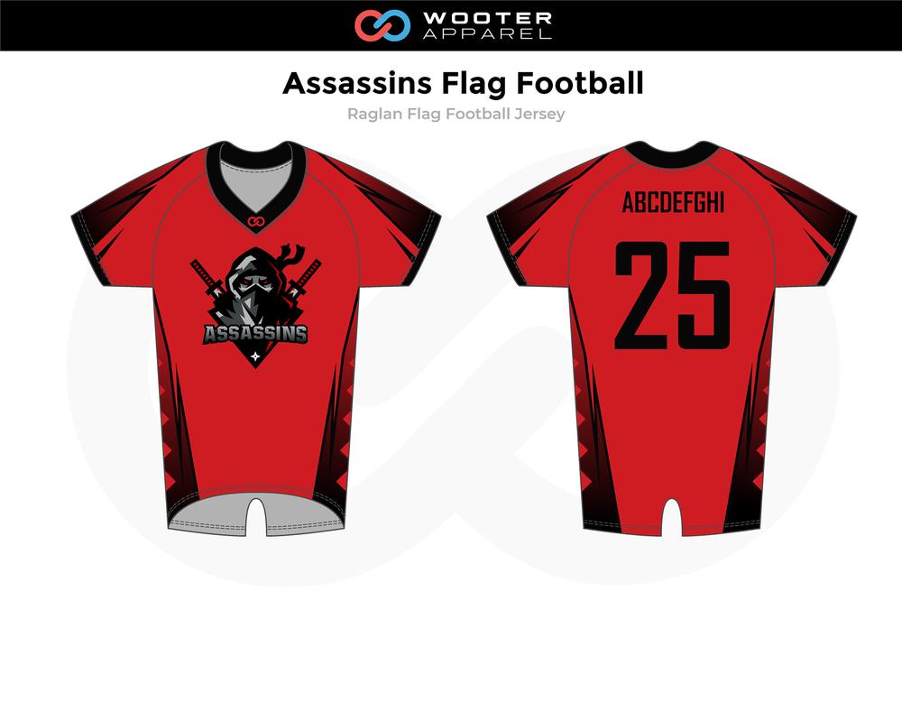 2019-01-23 Assassins Flag Football Raglan Jersey (Red).png