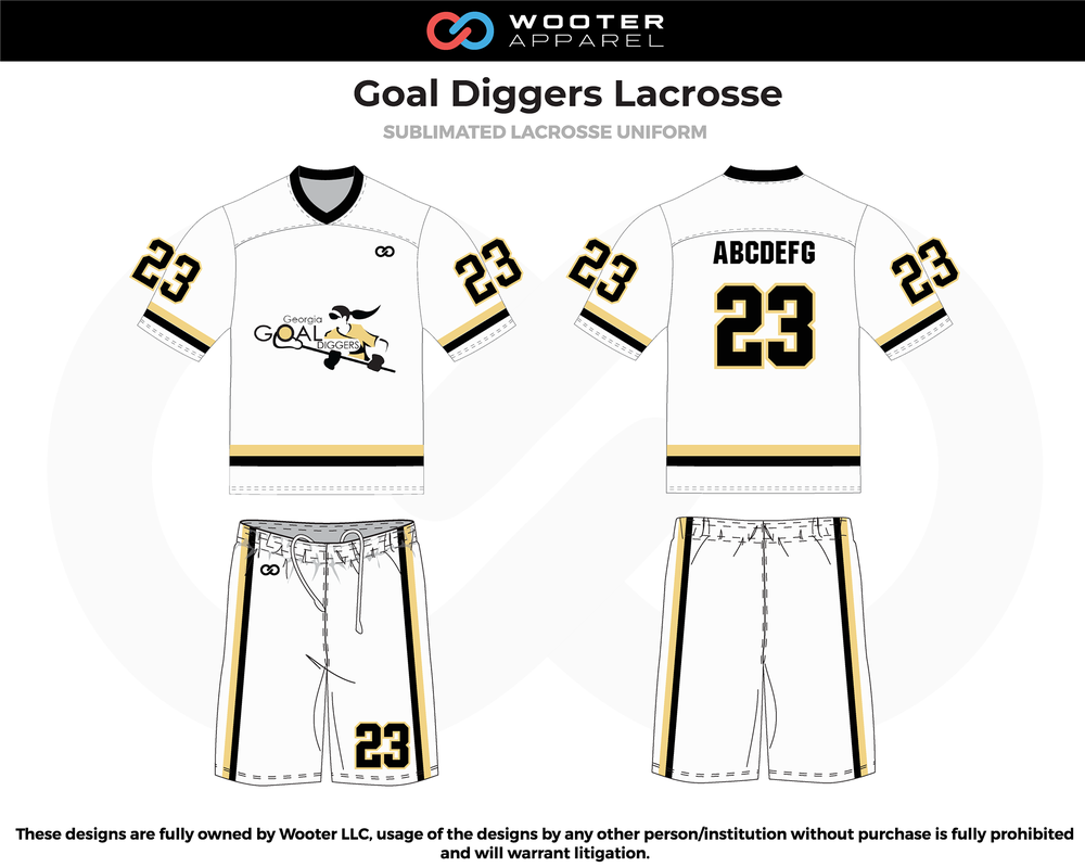 2019-02-04 Goal Diggers Lacrosse Reversible Uniform (White Side).png