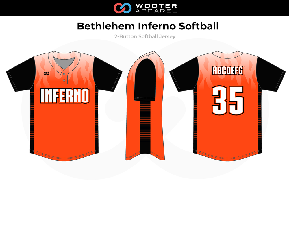 2019-02-22 Bethlehem Inferno Softball 2-Button Jersey (A).png