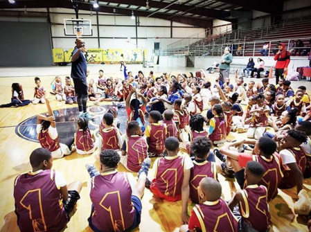 Each One Teach One: Last November, over 200 young basketball players in Mississippi sported customized Wooter Apparel jerseys and were treated to a free basketball clinic by Parker, who shared his own story from the NBA to being able to inspire young athletes in sports.