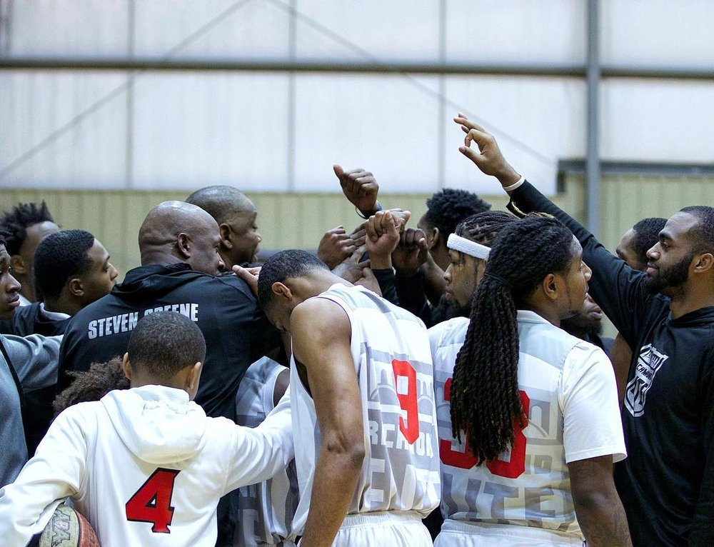 Making Richmond Proud: ABA basketball is in very good hands thanks to teams like the Richmond Elite, who won their Regional Championship in order to advance to the Elite 8 and the Final 4 in St. Louis.