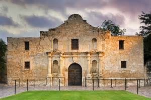 Alamo in San Antonio, TX