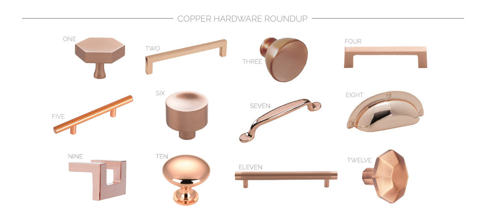 Copper Hardware Roundup
