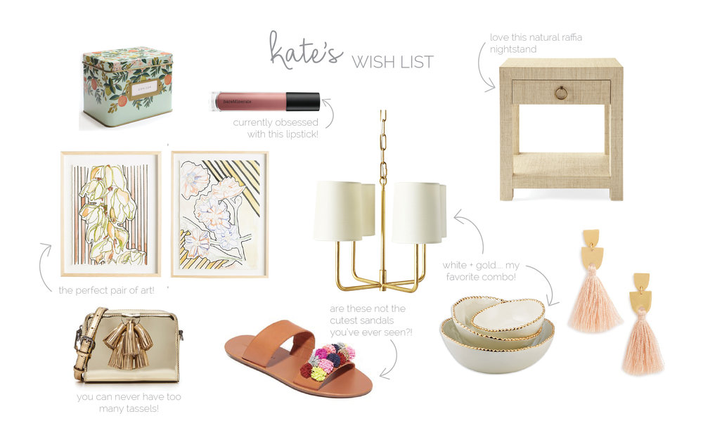kris and kate studio_kate march wish list
