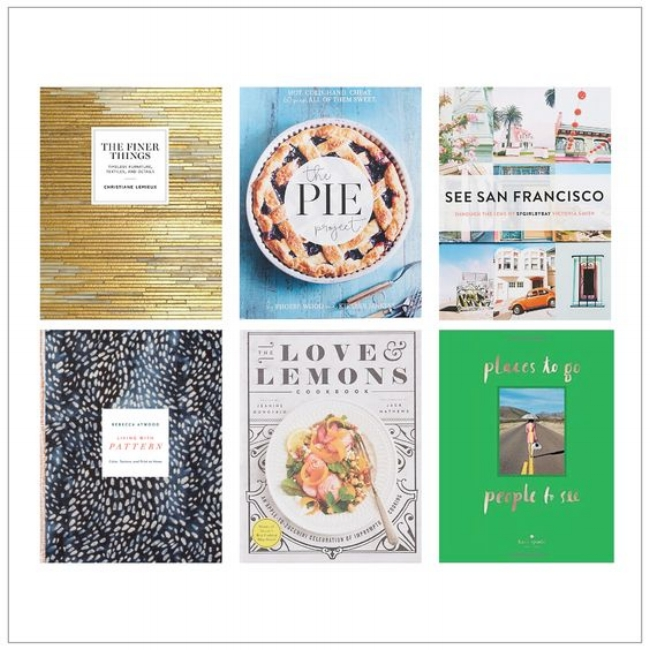 kris and kate studio_coffee table book gift guide