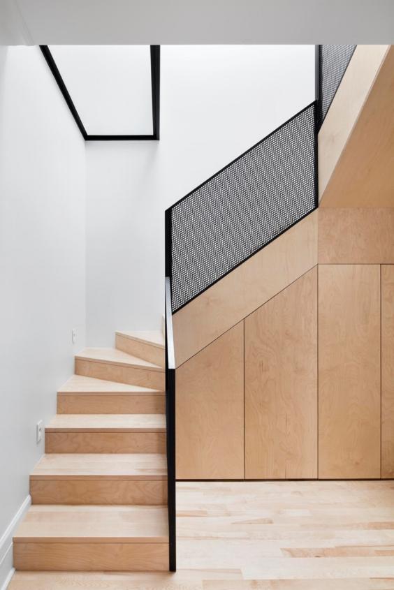 kris and kate studio_statement stairs