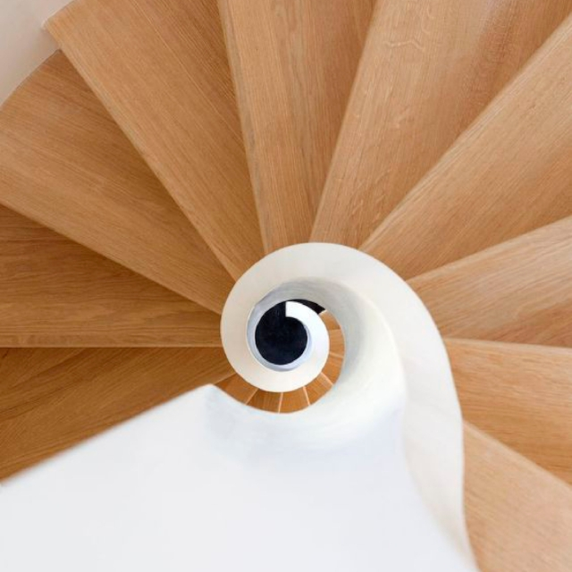 kris and kate studio_statement stairs
