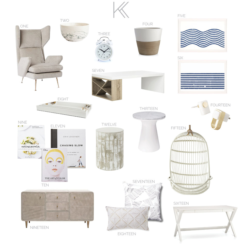 kris and kate studio_white furniture and accessories