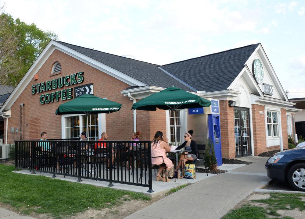 Starbucks Clintonville