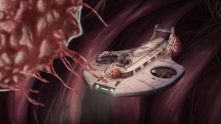 "Episode 613 - ""Drastic Voyage Part II"""