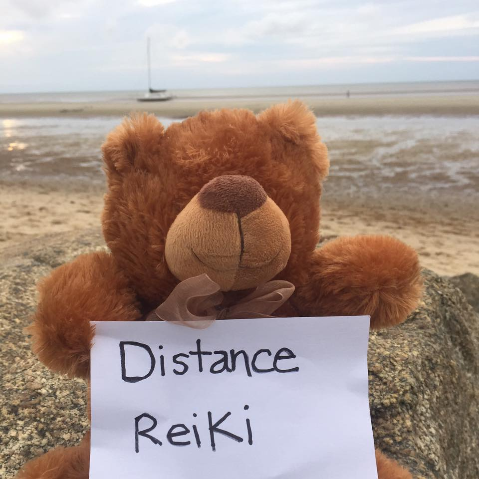 Distance Reiki Session -