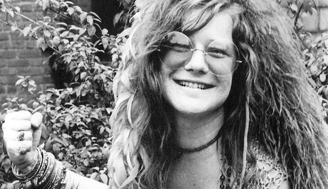 Picture of Janis Joplin. Source: Texas State Historical Association