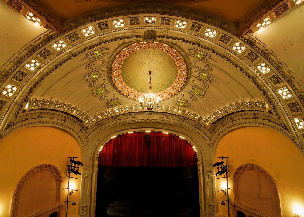 Seattle, WA - Wednesday, October 17 - Moore Theatre