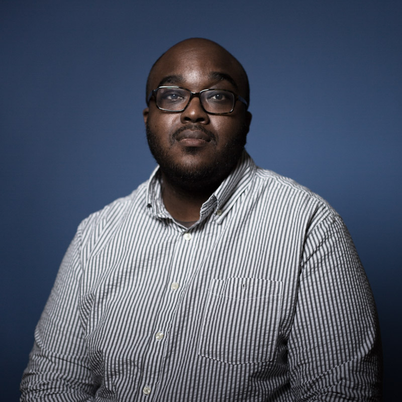 Chris Richardson: Graphic Designer & Contributor