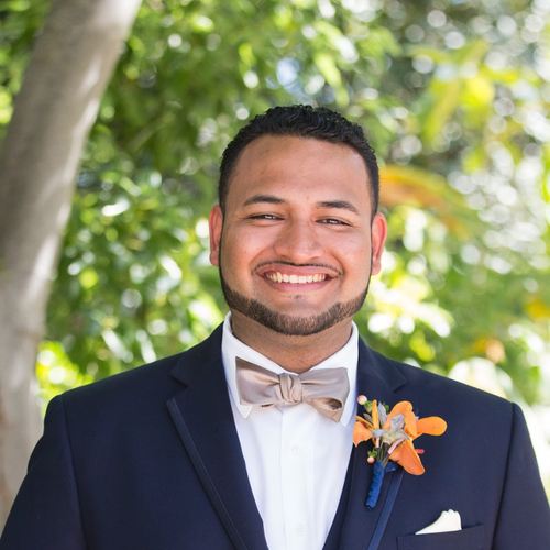 Giovany Morales-Ramos, School Leadership Program Masters Candidate
