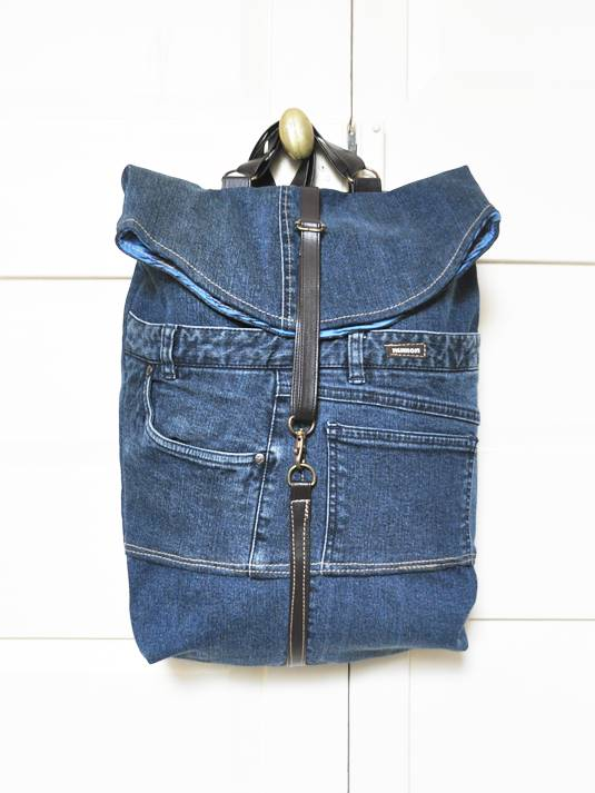 11. Vegan Backpacks - Vegan but also handmade upcycled backpacks totally unique!A fantastic gift for adventurous people!