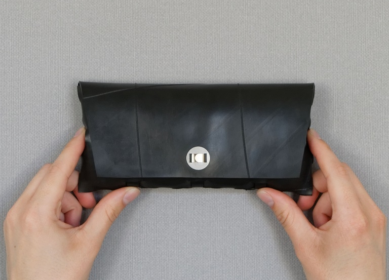 UPCYCLED WALLETS MADE OF TYRES - Handmade in the UK - $72