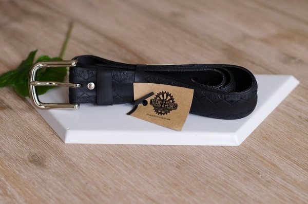 6. Vegan Belts - Cool cork and upcycled belts for men and women.Everyone loves them!