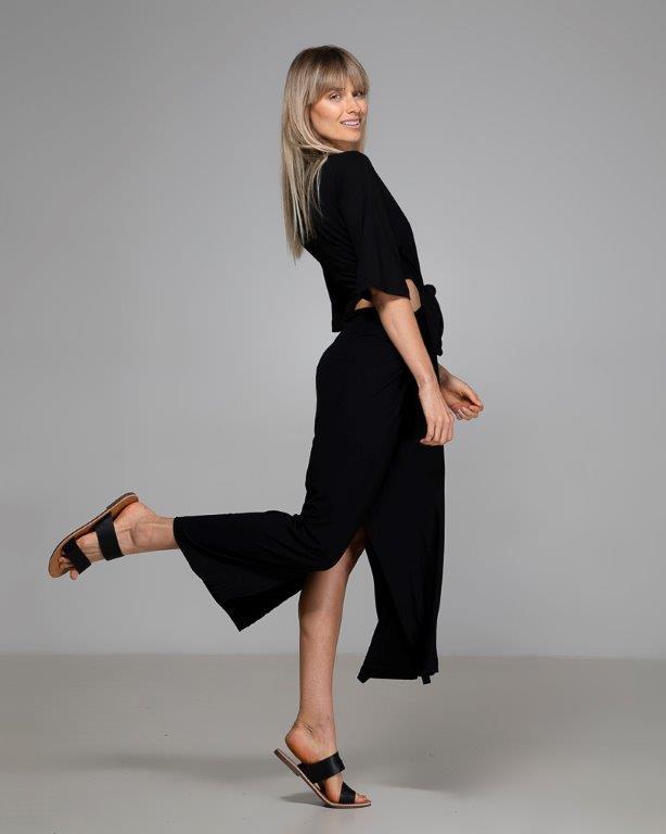 72566fb27353c ORGANIC BAMBOO TASH DRESS BLACK