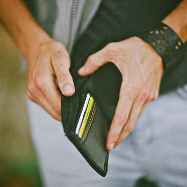 vegan wallet