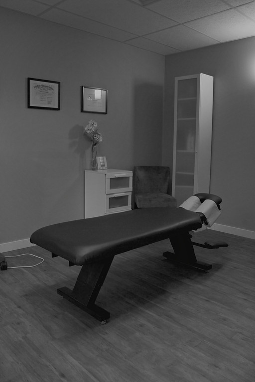 Austin Fitness Clinic - Massage Table.jpg