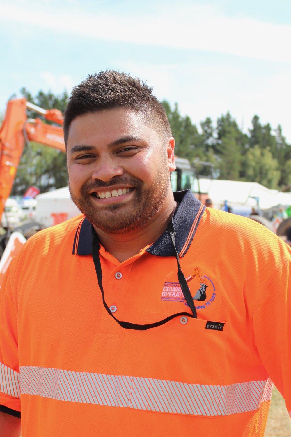 Runner Up  Jim Beamsley Central Demolition Manawatu