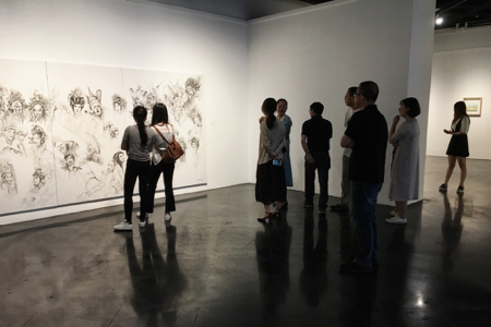 2017 SHENZHEN Fine Art Institute