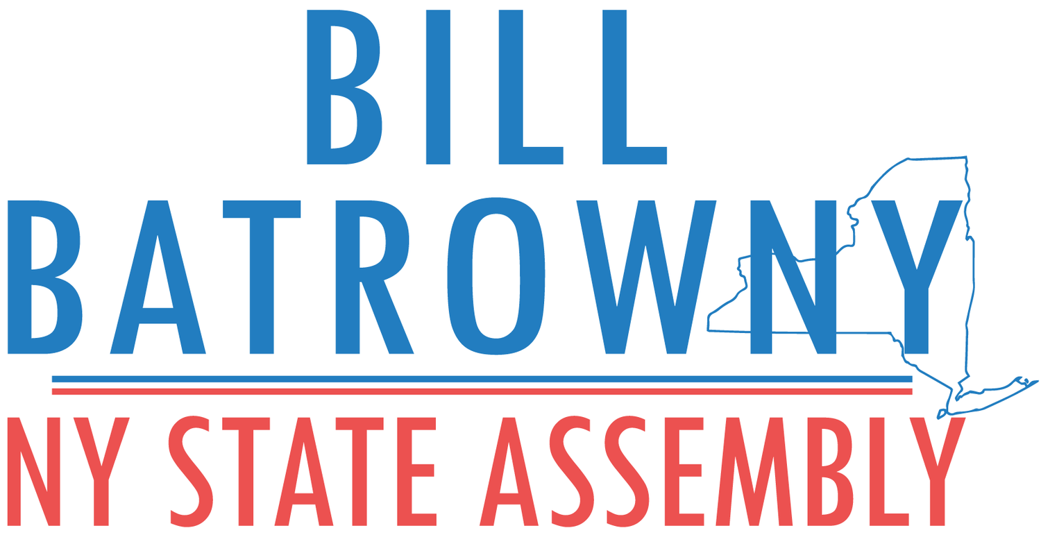 Bill Batrowny for NYS Assembly 124 District