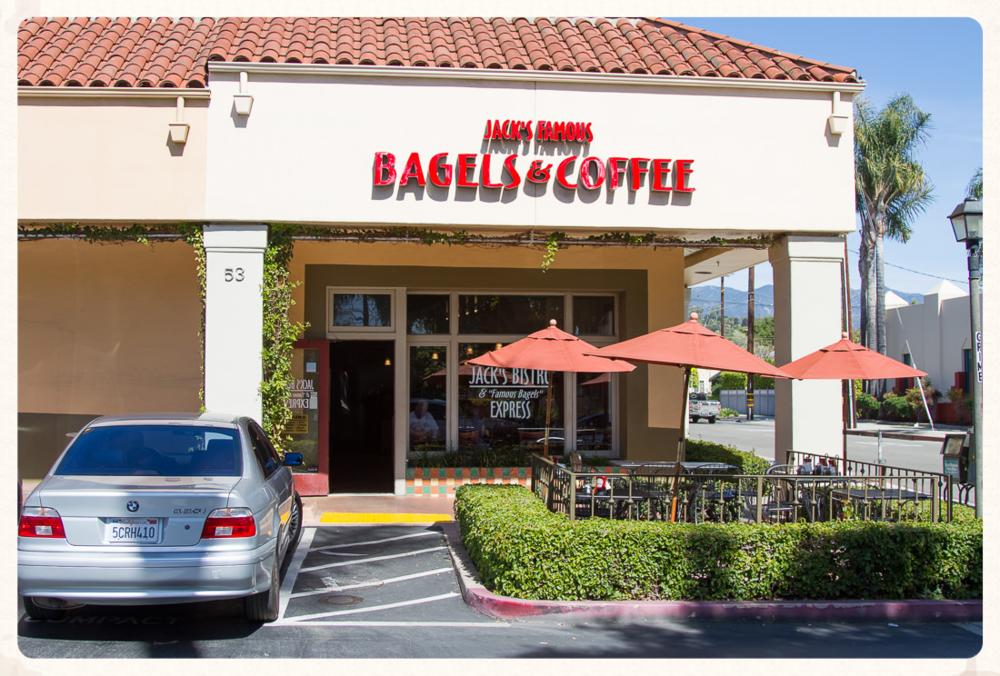 Lunch Menu Santa Barbara
