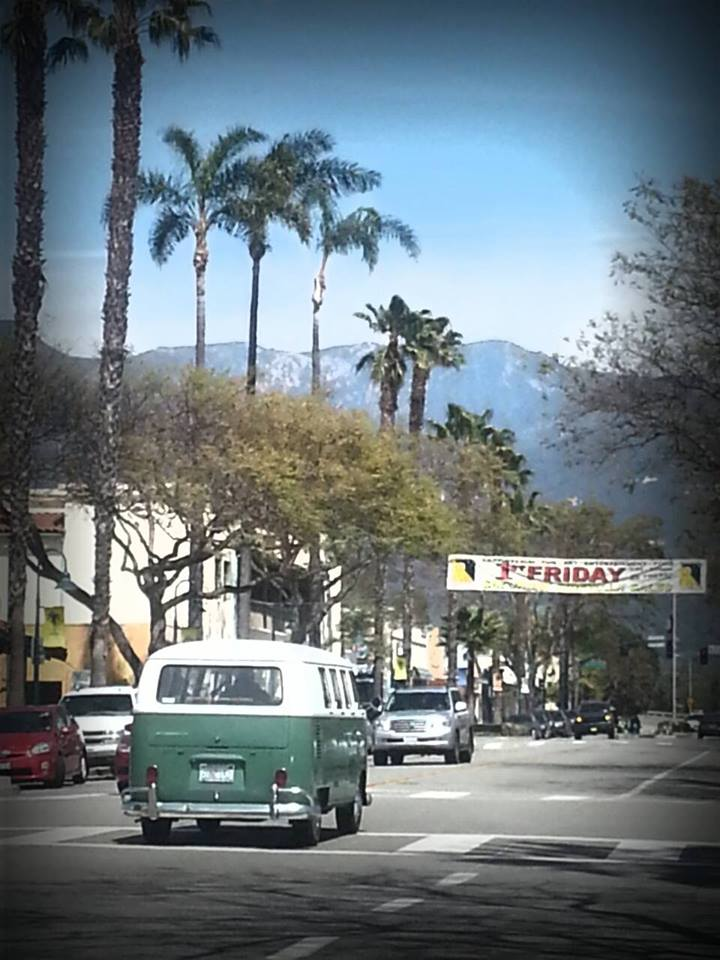 Carpinteria Street