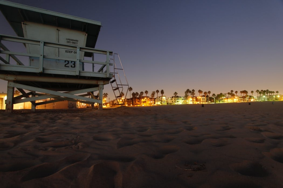 beach, beach town, california, tourism, santa barbara