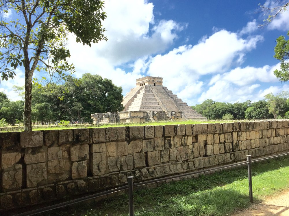 Chichen Itza, Wonder of the World- Yucatan, Mexico.