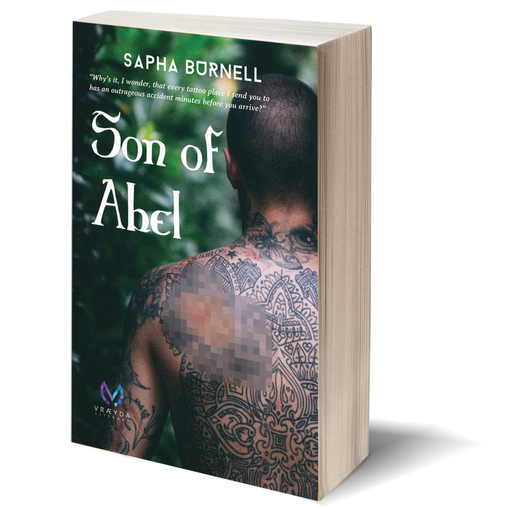 Son of Abel is available in Paperback, & eBook. The Audiobook is forthcoming with Little Oak Studios.