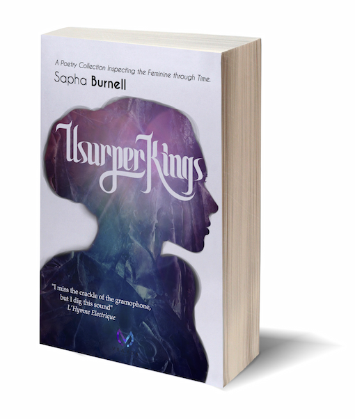 Usurper Kings is available in Paperback & eBook. The Audiobook is forthcoming with Little Oak Studios.