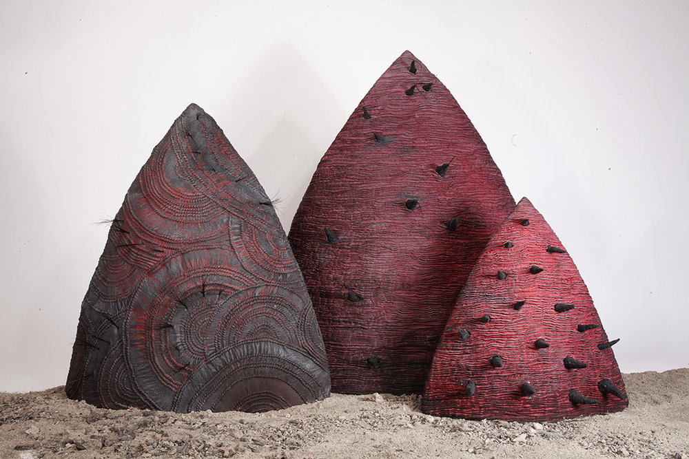 Jean Draper - Aftermath Three of Seven Forms