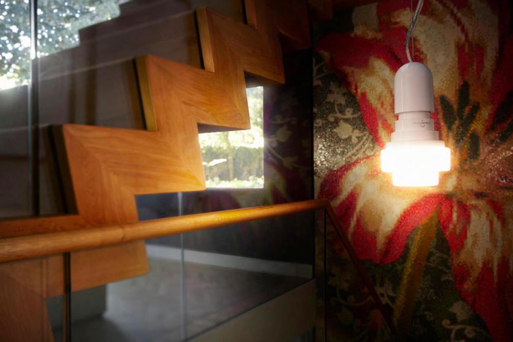 AlessiLux TamTam LED light bulb