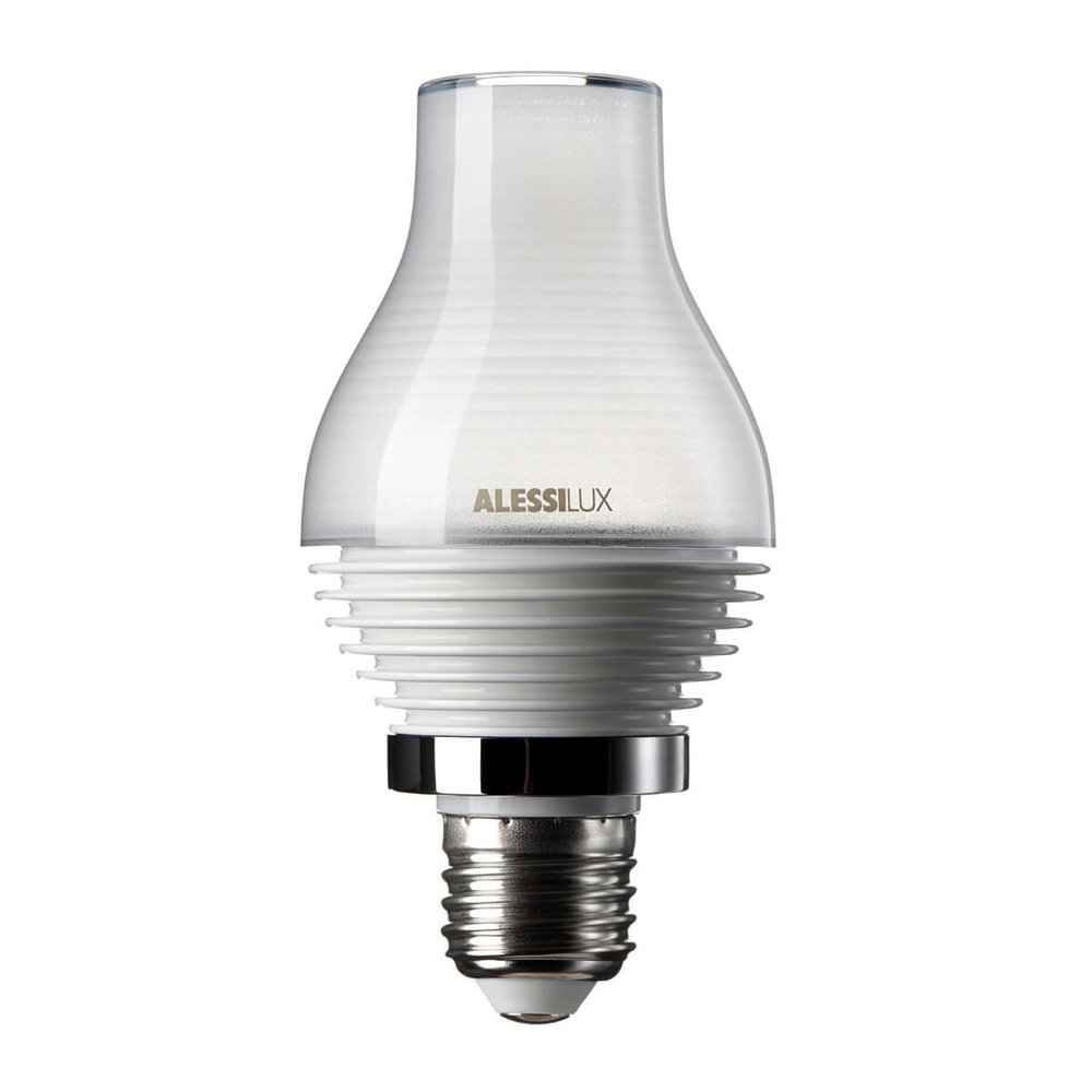 Paraffina, LED light bulb for Alessilux