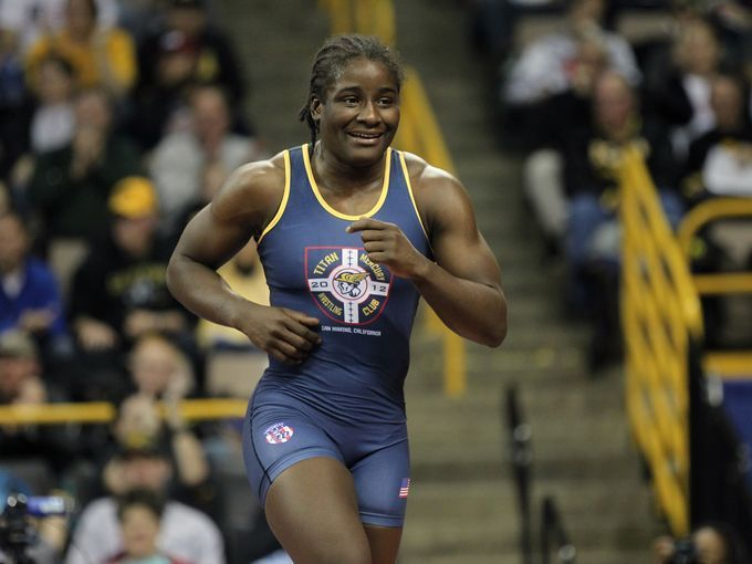 Tamyra Mensah-Stock - 2016 Olympic Team Trials Champion2017 World Team Trials WinnerTamyra is a dedicated advocate for the sport of wreslting and loves going back to Wrestle Like A Girl in her free time. She is currently training to make the 2020 Olympic Team in Tokyo and has aspirations to be an NCAA Division I wrestling coach in the future.