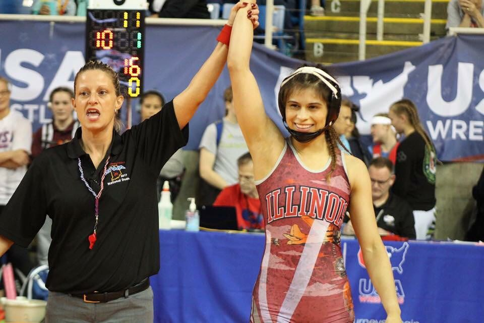 "Girls Wrestling Proposal Passes in Illinois - IHSA Approves By-Law Amendment Paving the Way for High School Girls WrestlingDecember 21, 2018WASHINGTON, D.C. – Earlier this week the Illinois High School Association (IHSA) member schools approved an amendment that paves the way for them to create and participate statewide in the sport of Girls Wrestling.The by-law proposal (#25) was submitted by the Illinois Wrestling Coaches and Officials Association and was one of eleven amendments that passed in the annual by-law referendum process. Saying many details still need to be worked out, the IWCOA stated it would ""continue its focus and efforts in facilitating Girls Wrestling as an emerging sport in Illinois.""The full text of the approved amendment proposal can be seen here: https://www.ihsa.org/documents/announcements/201819%20Proposal%20to%20Membership.pdf""We are thrilled to see the approval of the IWCOA By-Law Proposal for Girls Wrestling,"" said Wrestle Like A Girl Executive Director, Sally Roberts, a U.S. Army combat veteran, 3x National Champion and 2x World Bronze Medalist. ""As an organization whose mission is empowering girls and women through the sport of wrestling to become leaders in life, we salute the member schools, families, athletes and communities that will be positively impacted by this vote.""Illinois joins the momentum being seen in other states such as Colorado, Maine, Minnesota, Pennsylvania and Kansas where efforts are taking hold to support the recognition of girls wrestling and movement towards putting on official girls' state wrestling championship events is gaining steam.""This is an exciting time for Illinois women's wrestling. Many women have paved the way for this by-law change to occur. Many thanks goes out to them as well as the collaborative work that has occurred between the IHSA and the IWCOA,"" said Colleen McGlynn, Co-Chair of the IWCOA Steering Committee on Girls Wrestling. ""Our job is not done yet, but we recognize we have a wonderful opportunity to build a framework that works for Illinois and the women who wrestle here.""In 2018, six more states officially recognized girls wrestling as a high school sport: Oregon, Georgia, Missouri, Arizona, Massachusetts and New Jersey.Wrestle Like A Girl, Inc. is a 501(c)3 whose mission is to empower girls and women through the sport of wrestling to become leaders in life. More information is available at WrestleLikeAGirl.Org.###"