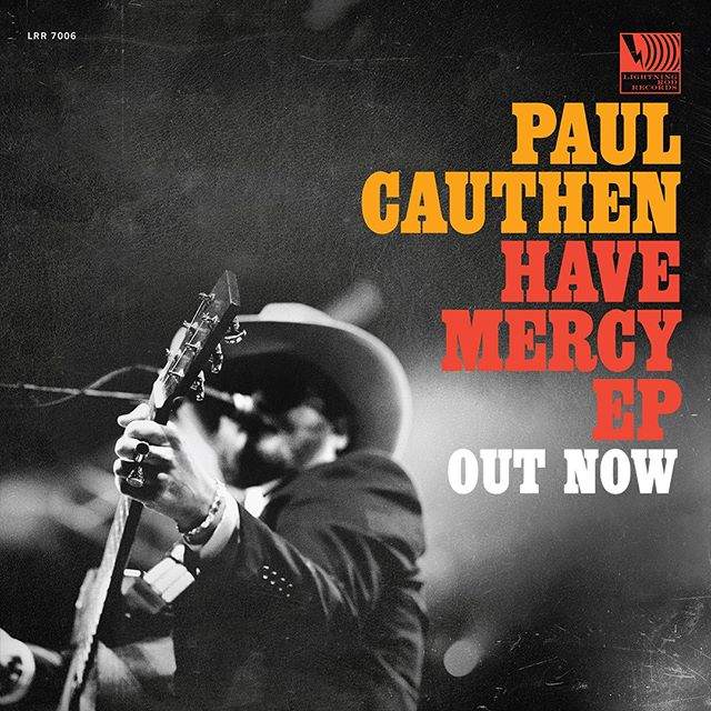 """Attention all bona fide sinners, the wait is over! Paul Cauthen's new EP, """"Have Mercy"""" is out now. Give it a listen HERE: https://spoti.fi/2tlJJeo  #thisisstolen #havemercyep #paulcauthen"""