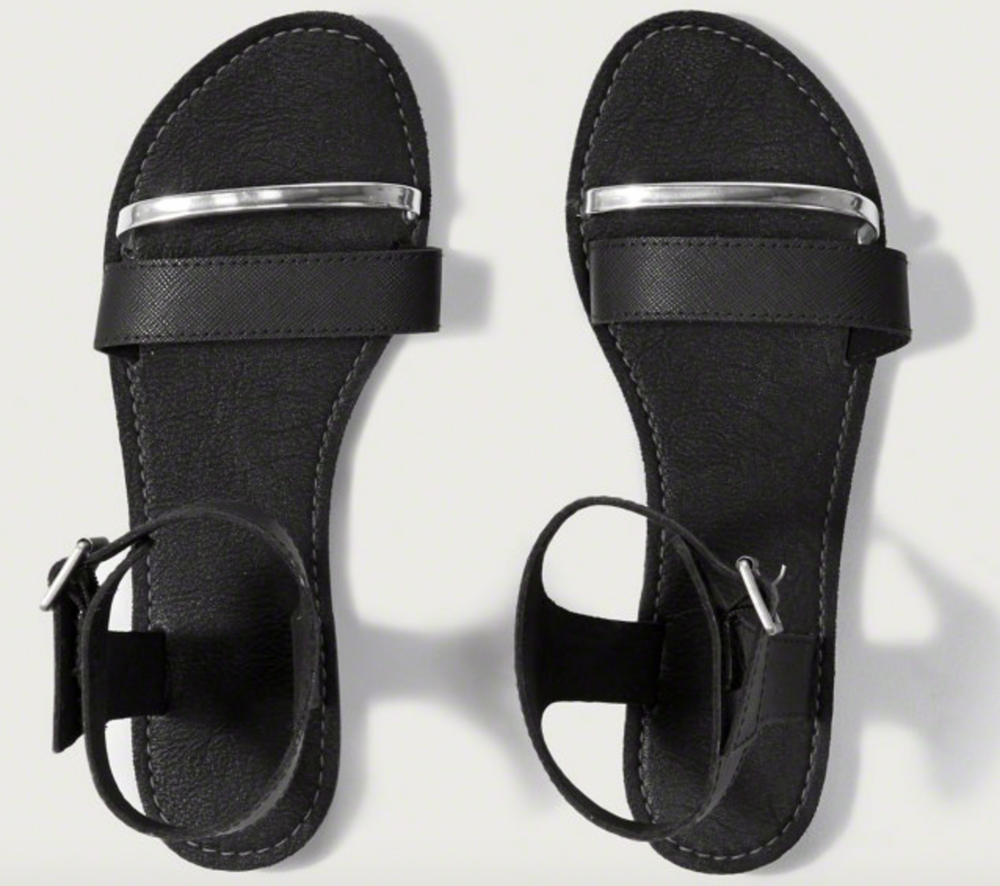 Abercrombie Sandals