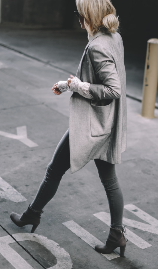 Happily Grey