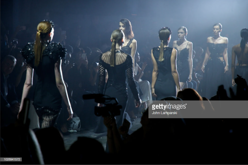 An image from the Afffair finale. By John Lamparski for Getty Images.