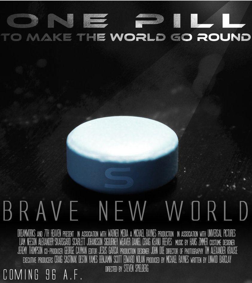 Blog- Movie Brave New World