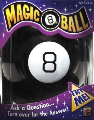 BLOG- MAGIC 8 BALL