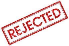 BLOG-REJECTION STAMP